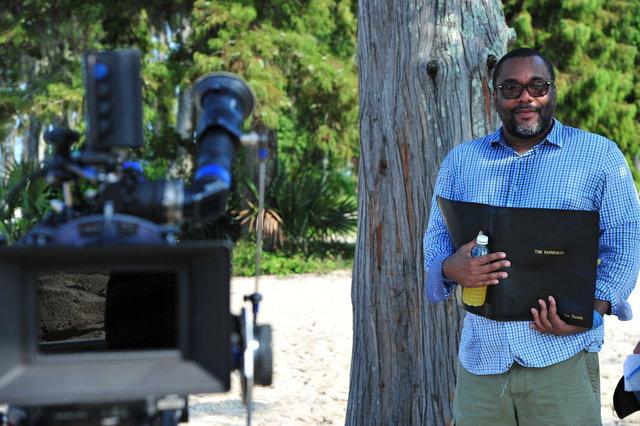 Director Lee Daniels - THE PAPERBOY