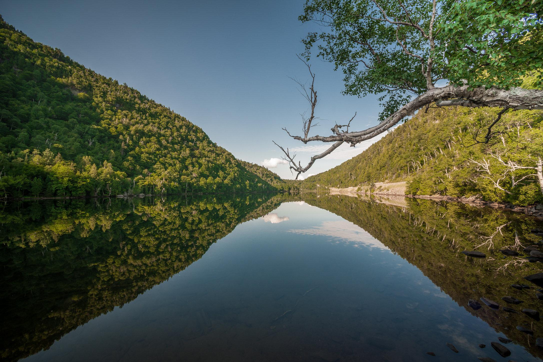 Upper Cascade Lake, NY