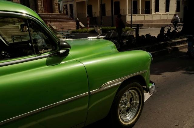 Very Green Chevy, Havana