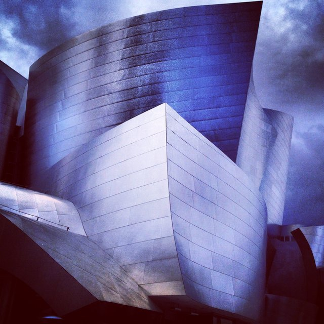 WALT DISNEY CONCERT HALL - PURPLE 1