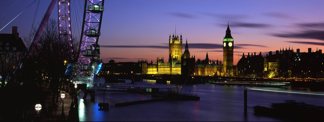 London_Eye_&_Parliament_GX617_-_90mm_-_RVP_-_Frame