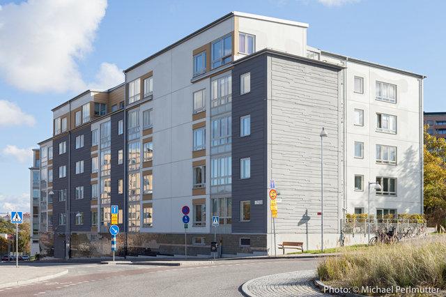 Fordringsägare 1, Axelsberg, Stockholm