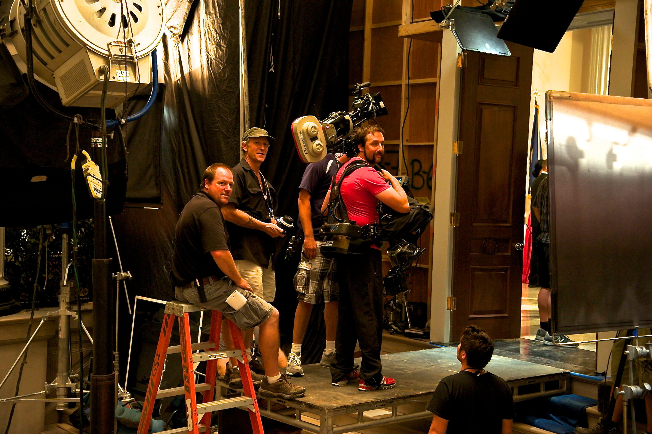 Camera Dept - THE BUTLER