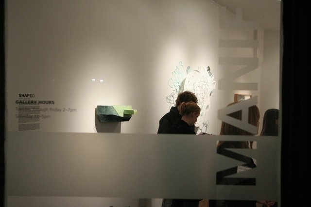 Shaped: Manifest Gallery
