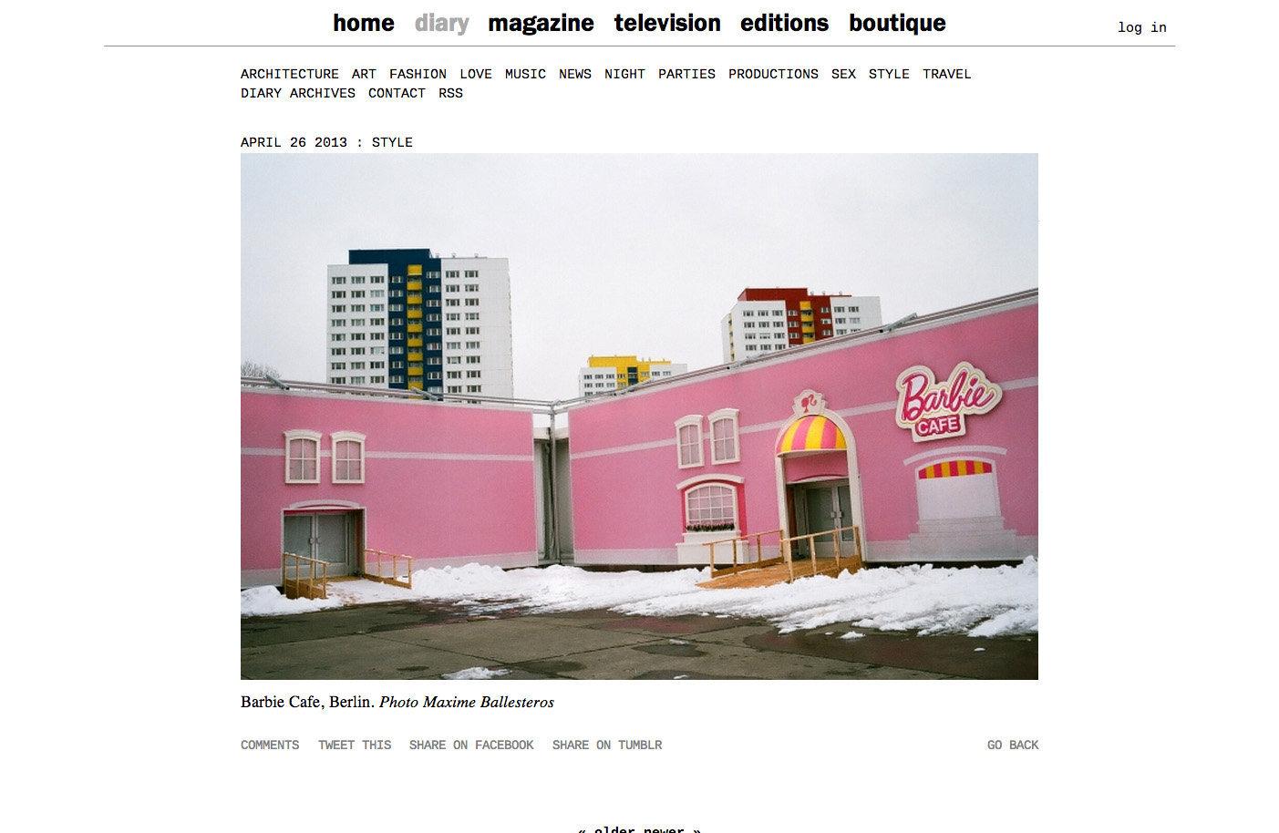purple DIARY   Barbie Cafe  Berlin. Photo Maxime.jpg