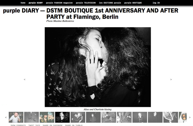purple DIARY   DSTM BOUTIQUE 1st ANNIVERSARY AND AFTER PARTY at Flamingo  Berlin.png