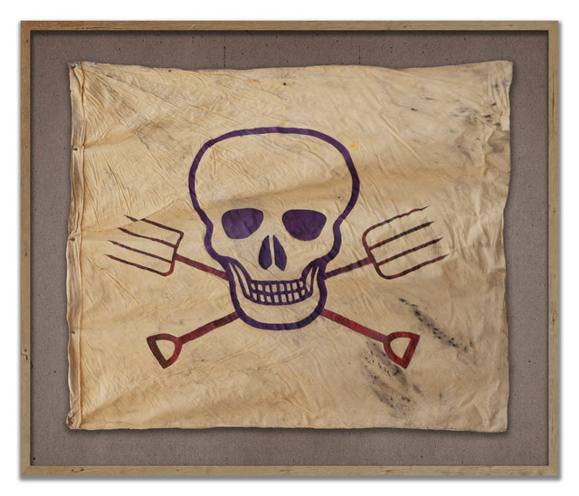 SKULL-PITCHFORK-FLAG-FRAMED.jpg