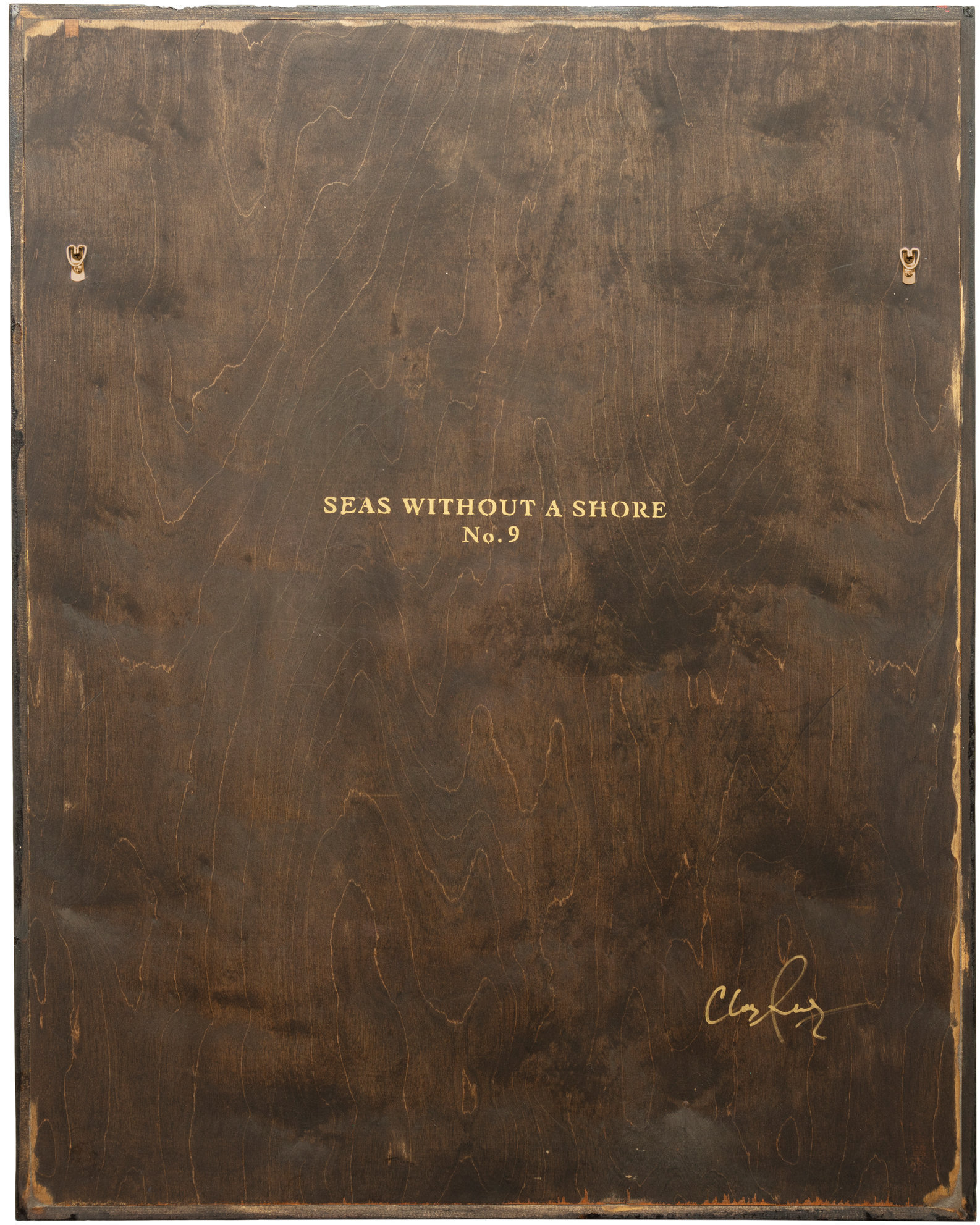 Seas Without A Shore No.9 (back)