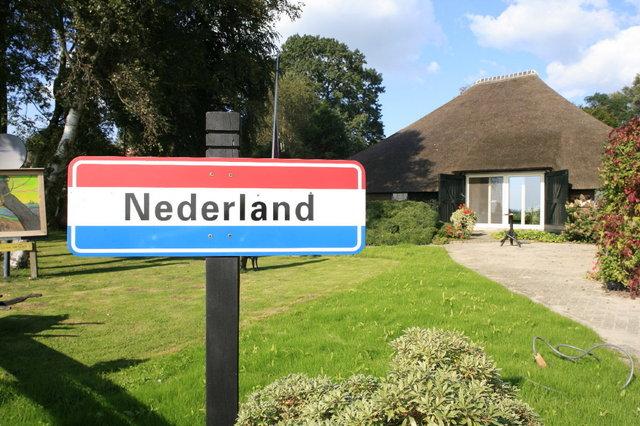 nederland - het gehucht