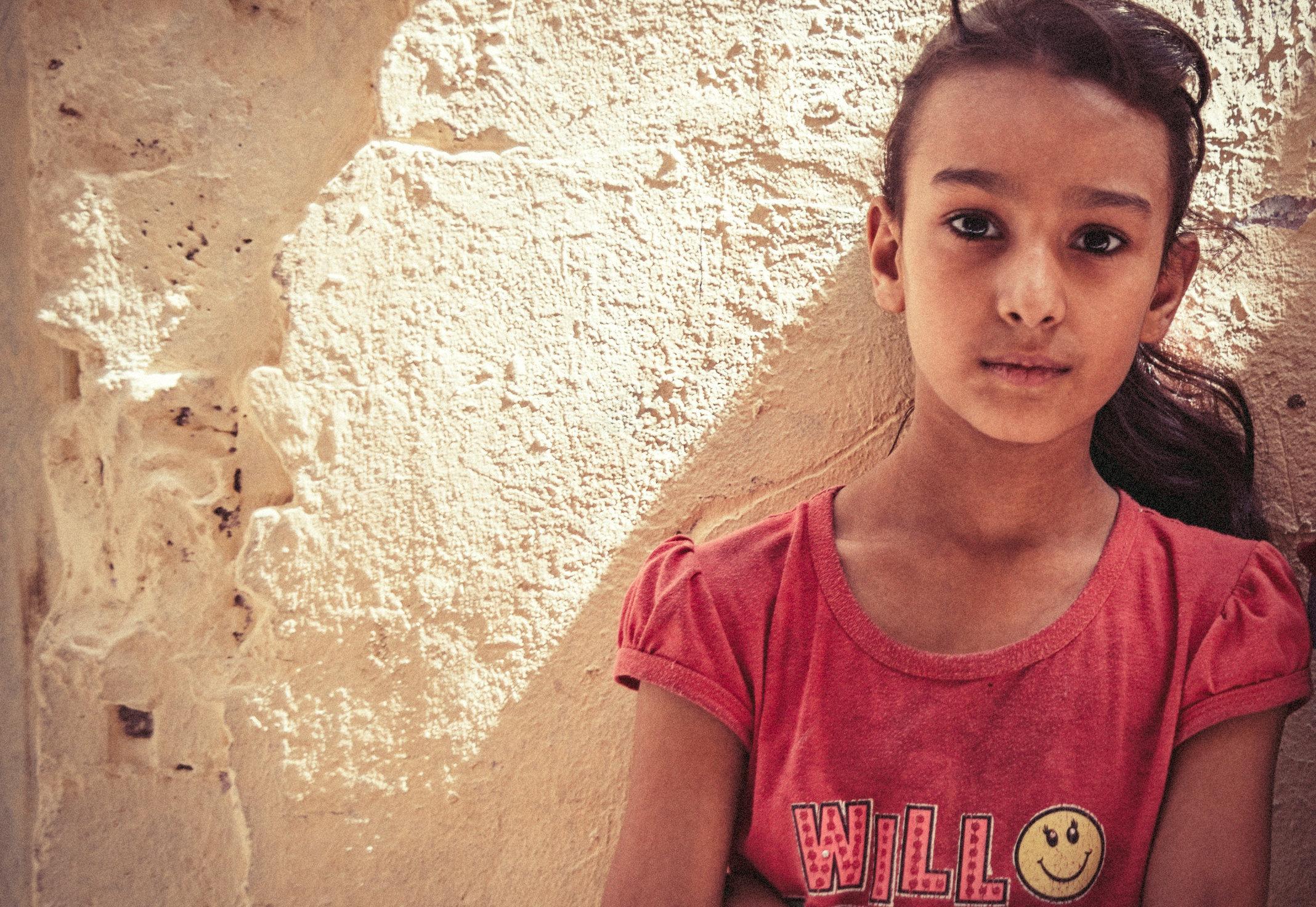 Lebanon, South-Beirut, Shatila refugee camp