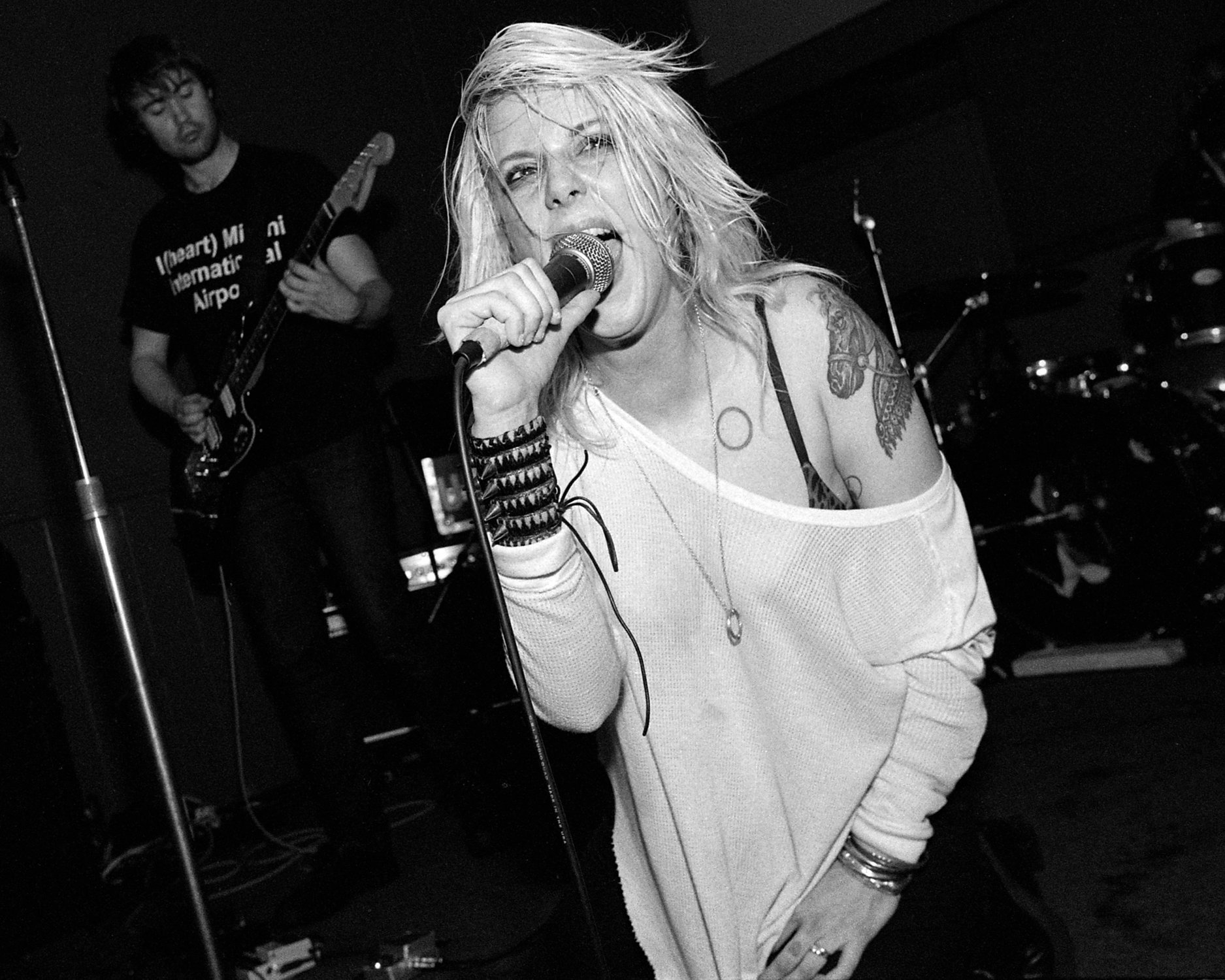white lung @ beachland tavern, cleveland oh