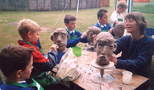 Teching year 5 in Stadthampton Primary, Oxfordshir