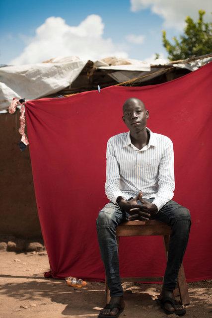 Daniel, a WFP Storyteller