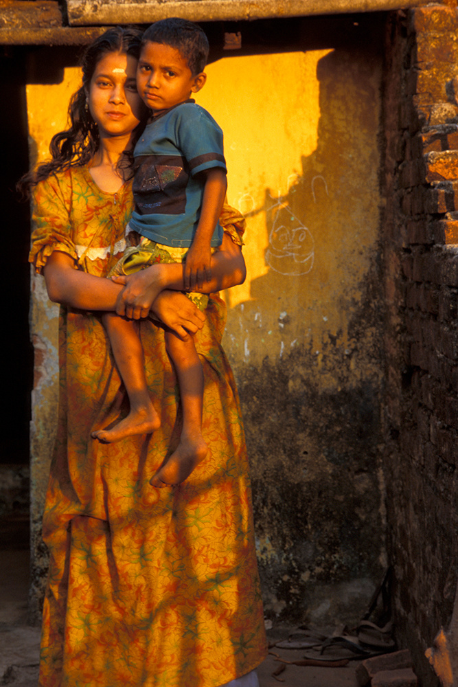 Mother & Child, India