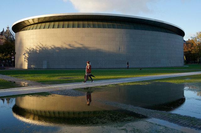 Extension Van Gogh museum, Amsterdam