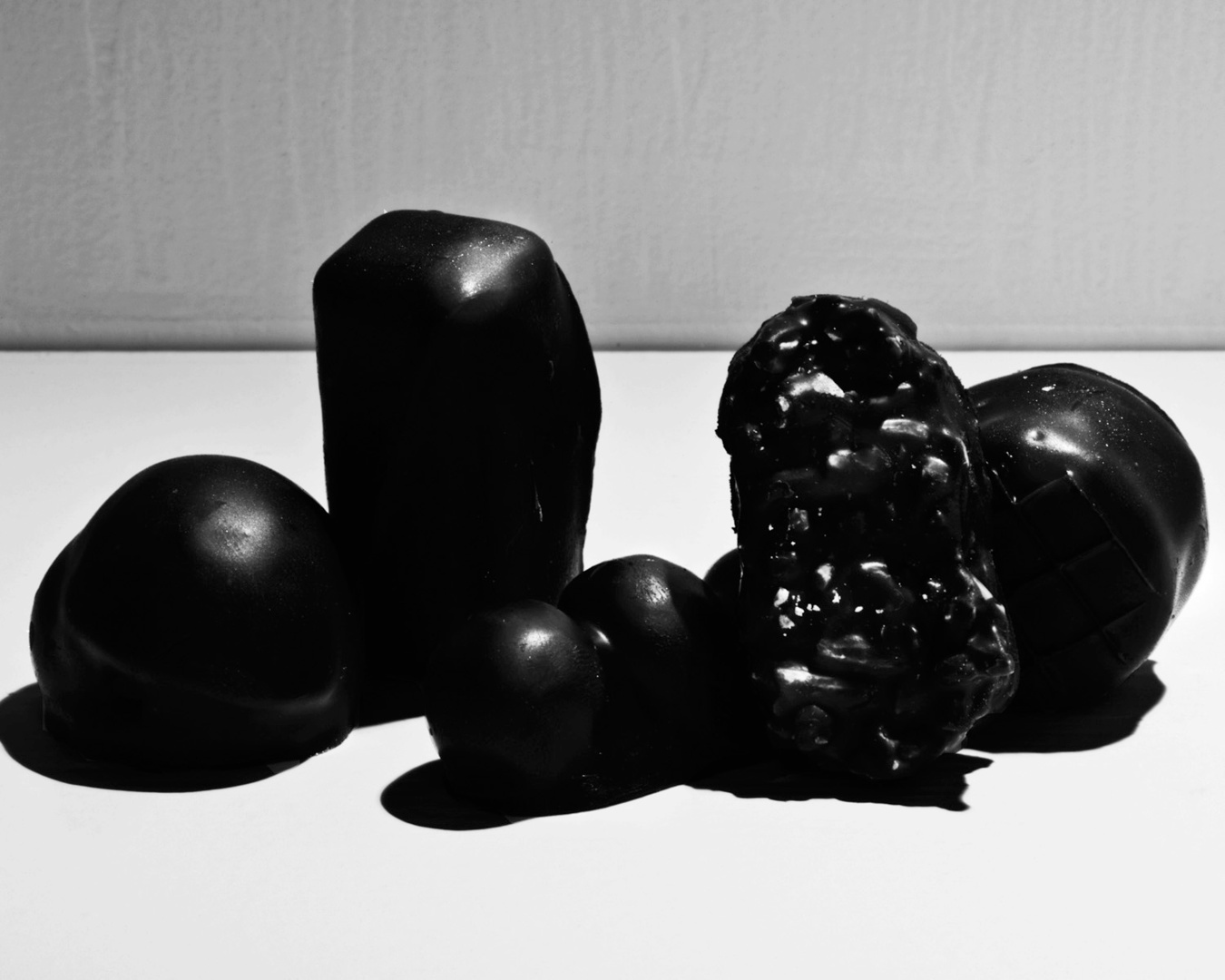 Dark Chocolate. New York, 2009 (Study #7)