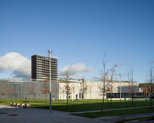Gas Networks Ireland, Dublin. Denis Byrne Architects