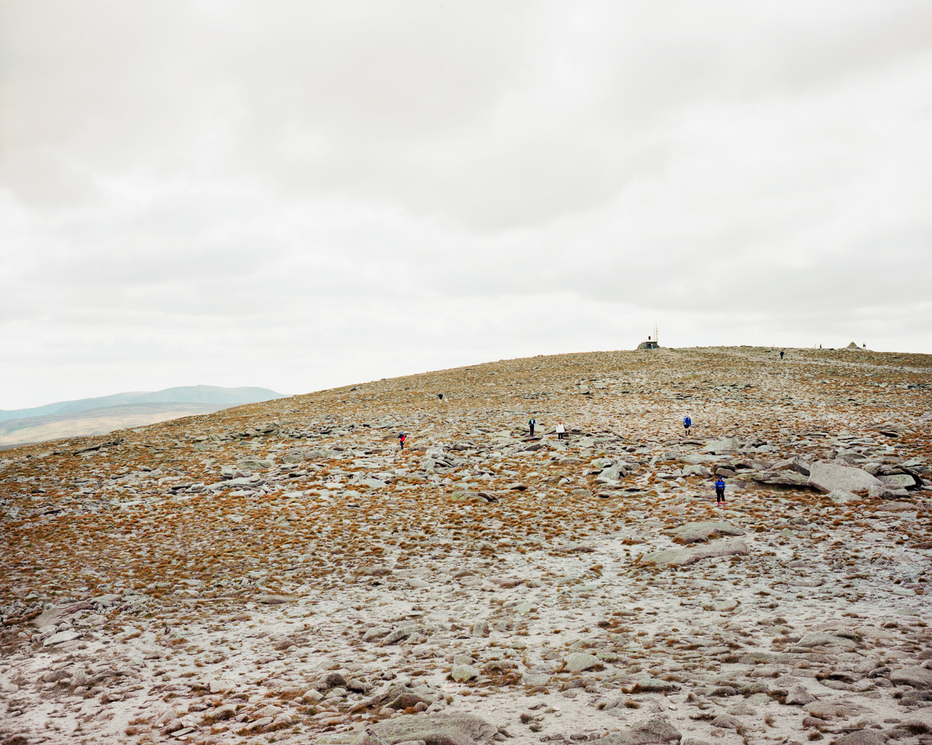 Summit of Cairngorm