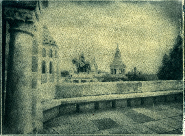 St. Stefans Citadel, Budapest
