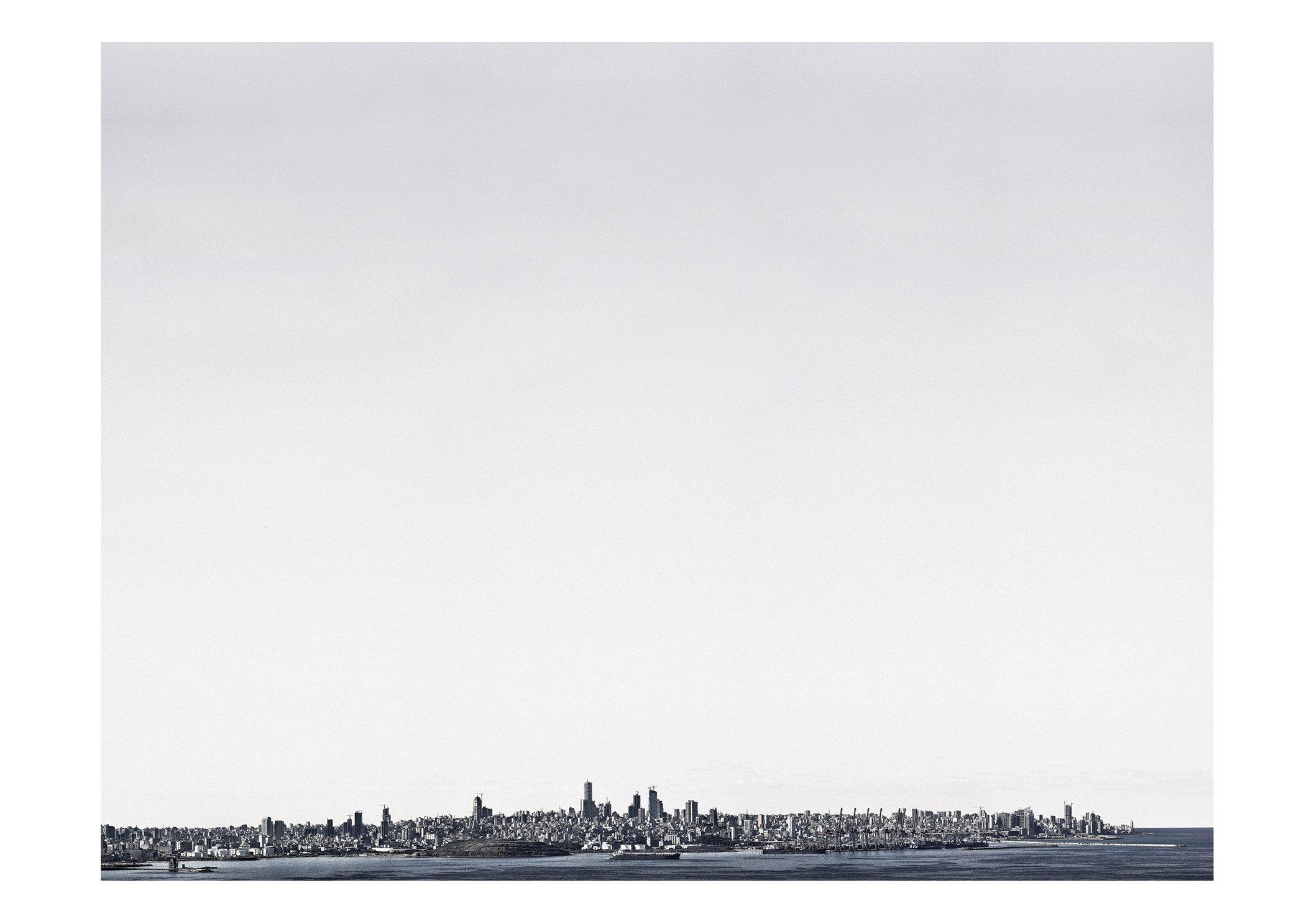 Warship Beirut