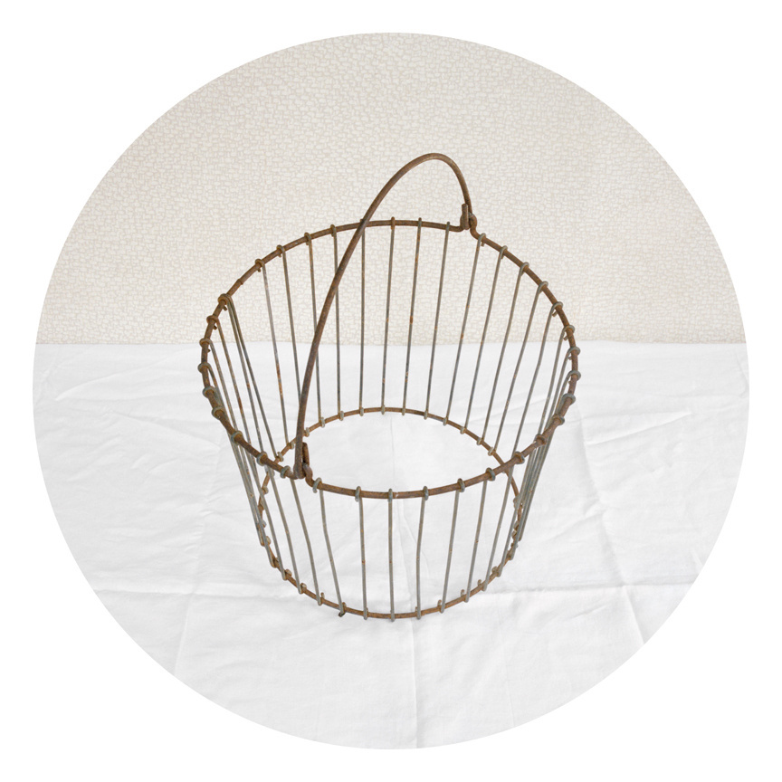Clam Basket, 2011