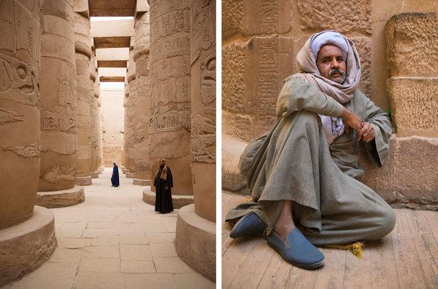 Temple of Karnak - Luxor