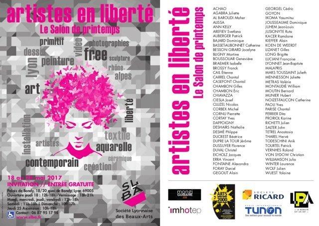 Artistes en Liberté