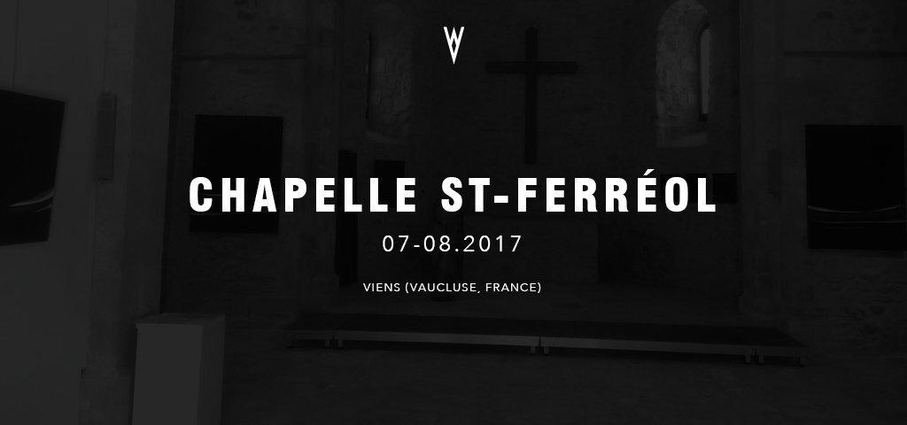 Chapelle Saint Ferréol