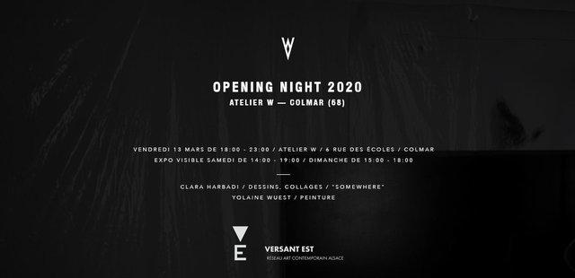 Opening Night 2020