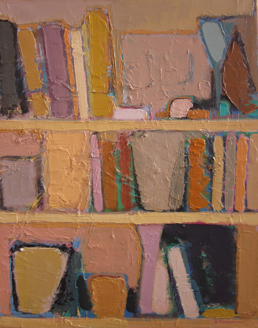 'Bookshelf III. Day'