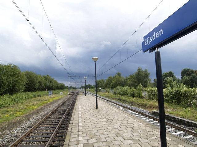 eisden - station