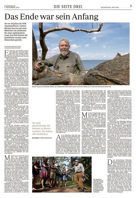 Sächsische Zeitung 11.19
