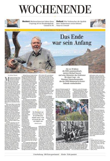 Schwäbische Zeitung 11.19