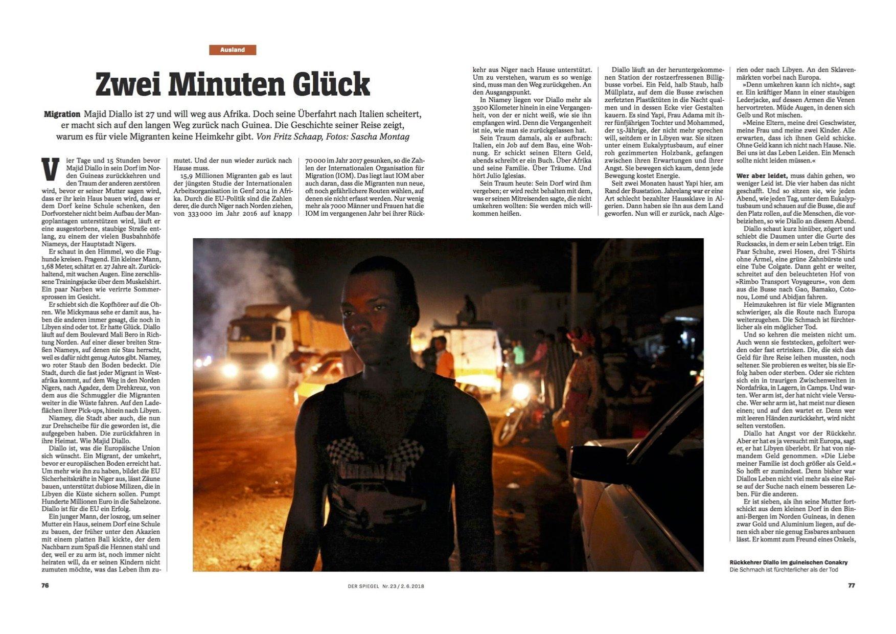 Der Spiegel 02.06.18