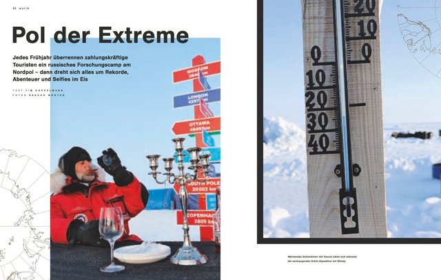 Lufthansa Exclusive Magazin 02.2017