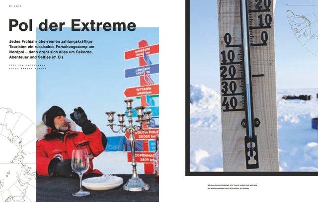 Lufthansa Exclusive Magazin 02.2017