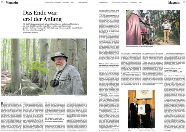 Frankfurter Rundschau 11.19