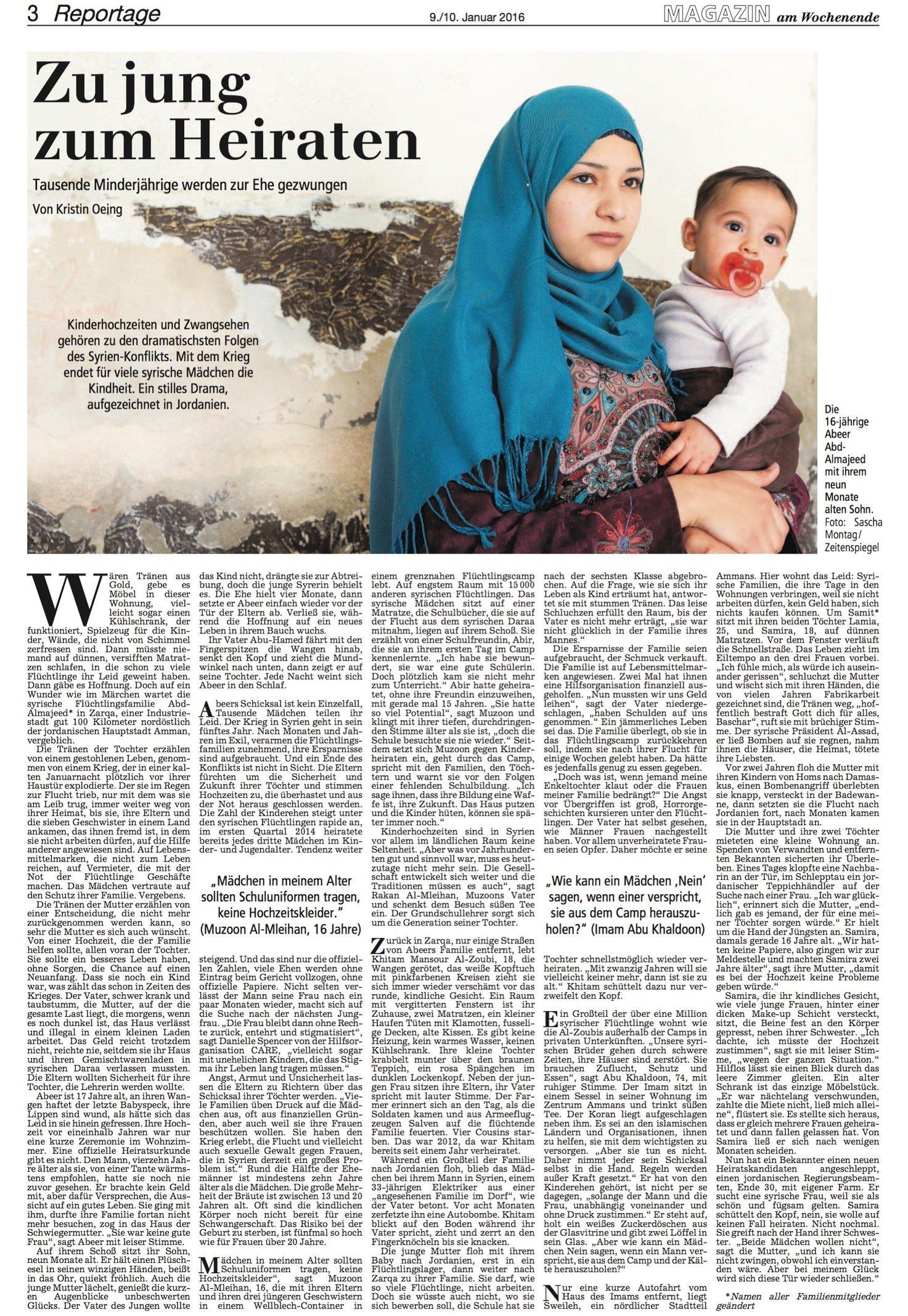 Nürnberger Nachrichten 10.2016