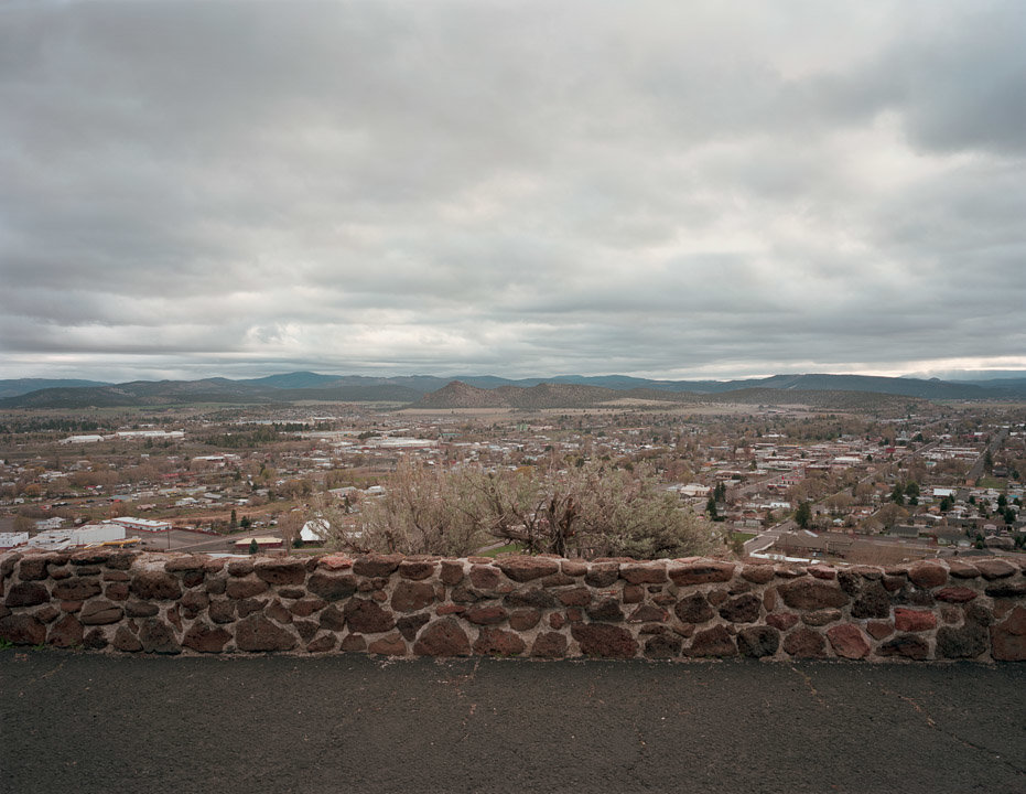 View from Ochoco Wayside State Park, Prineville, OR, 2015