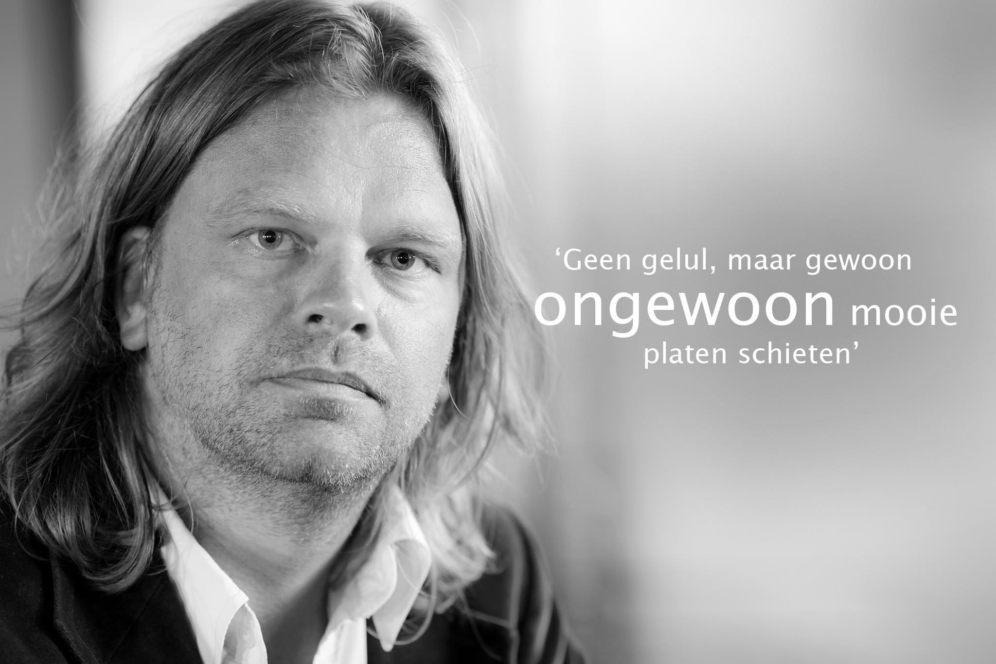 Pieter Dijkstra is art director bij Weda