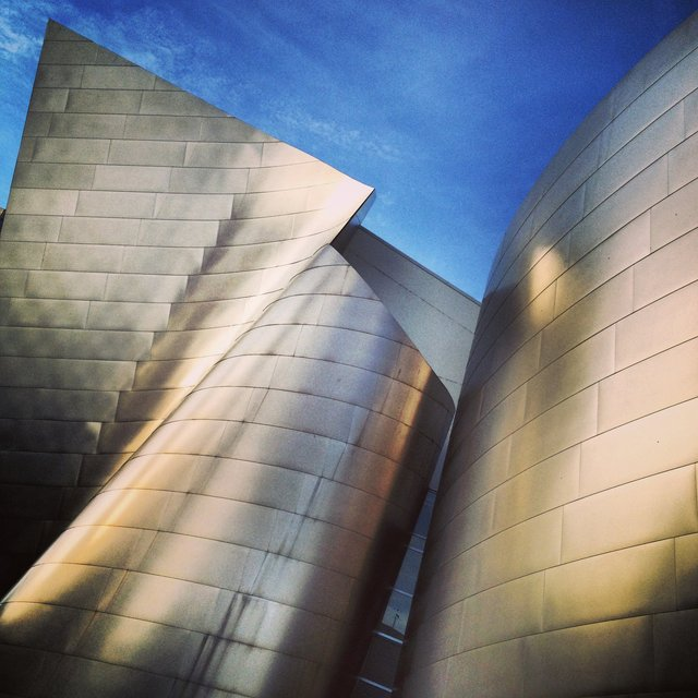 WALT DISNEY CONCERT HALL - GOLD 8