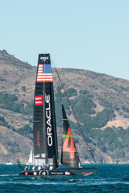 AC45 Oracle Team USA