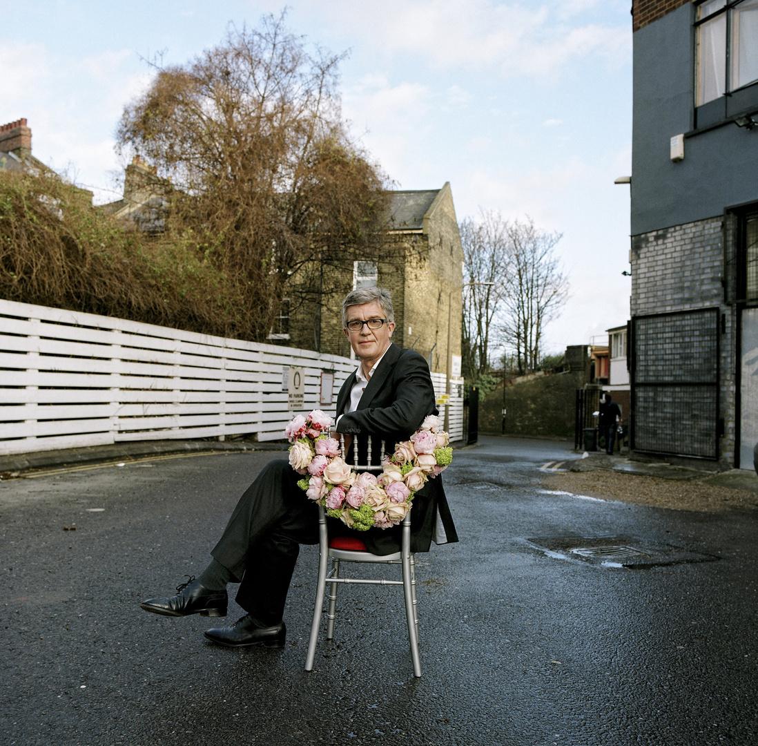 Johnny Roxburgh, London, 2007