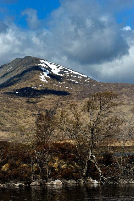 Rannoch Moor, la porte des Highlands, Ecosse