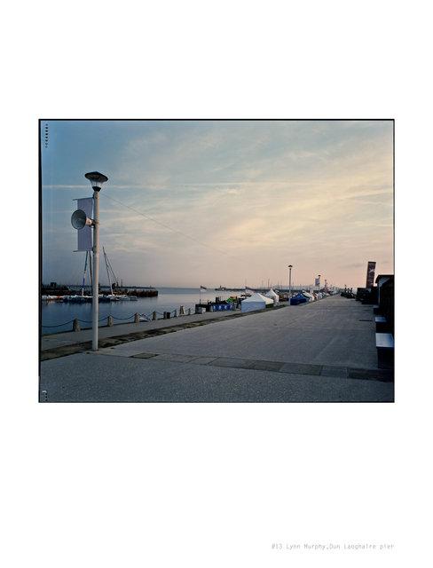 #13 Lynn Murphy,Dun Laoghaire pier.