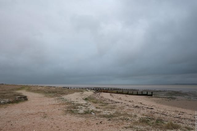 Shellness beach
