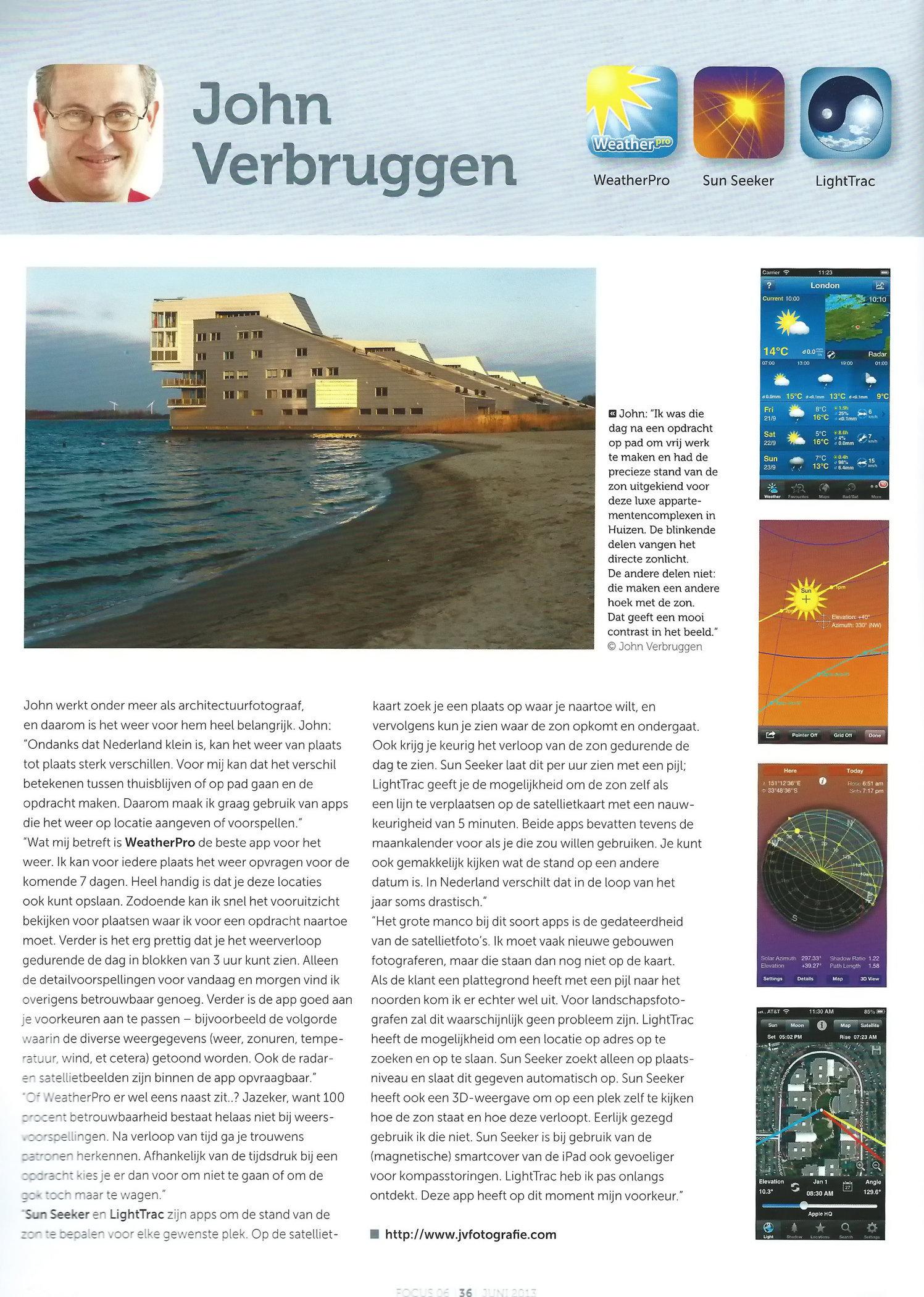 Focus Magazine Juni 2013