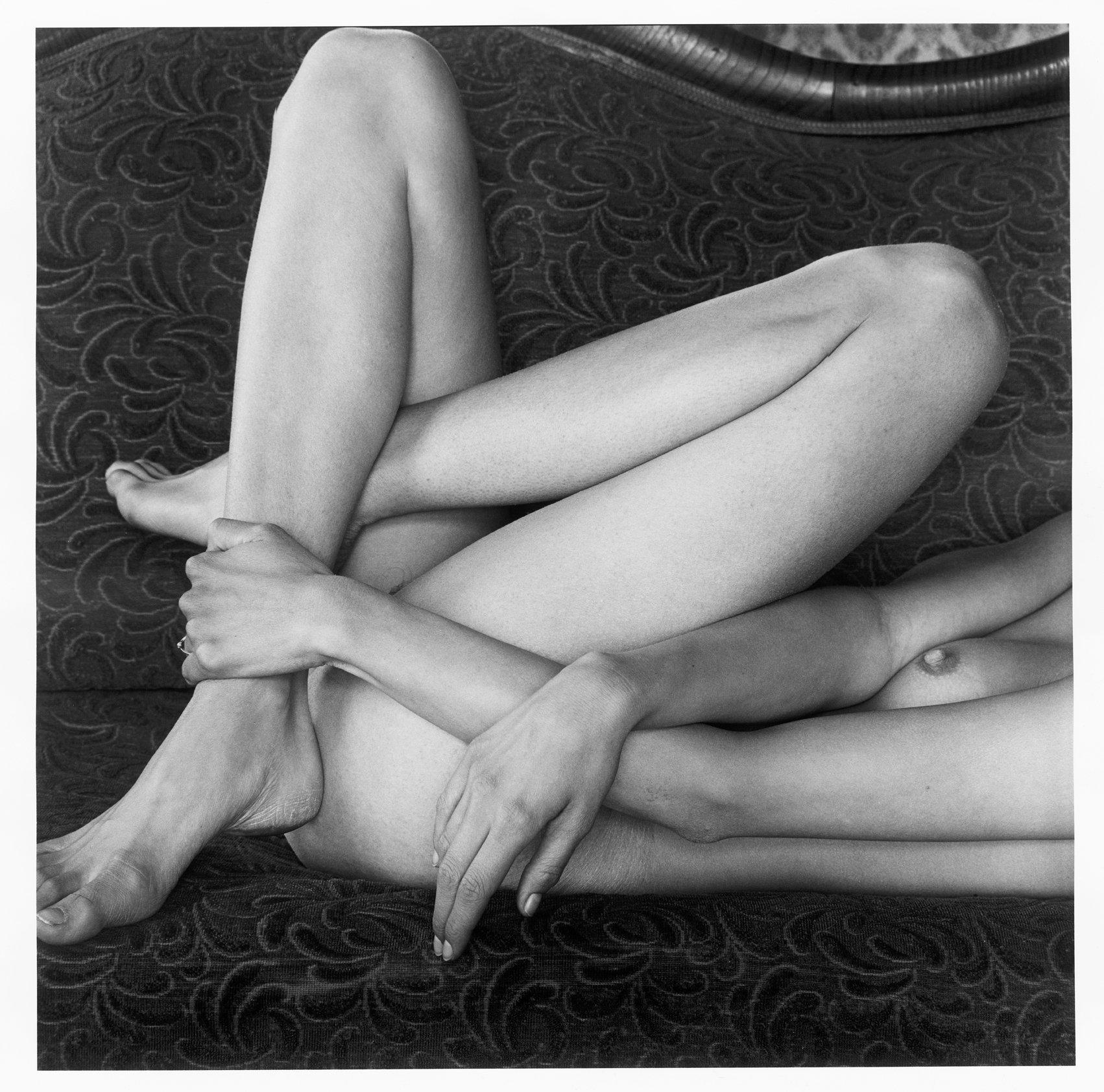 Entwining, 1981 © Rutger Ten Broeke