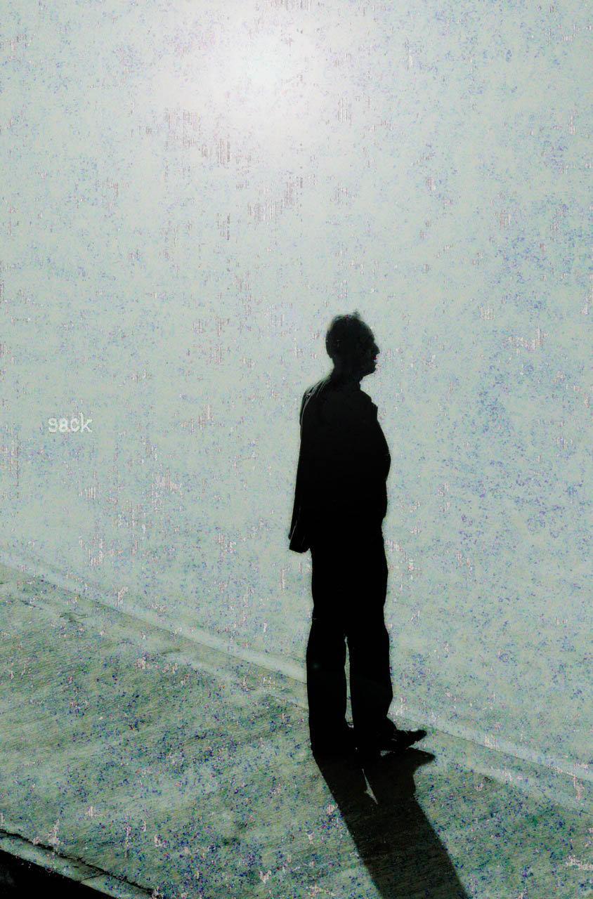 """Peter Edel, """"SACK"""", 2013"""