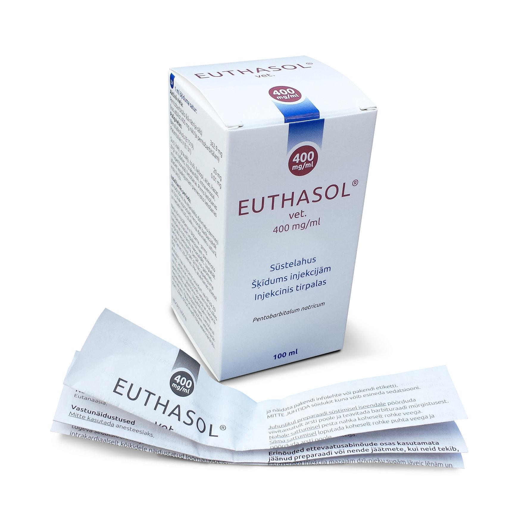 Verpakkingslijn voor Le Vet Pharma
